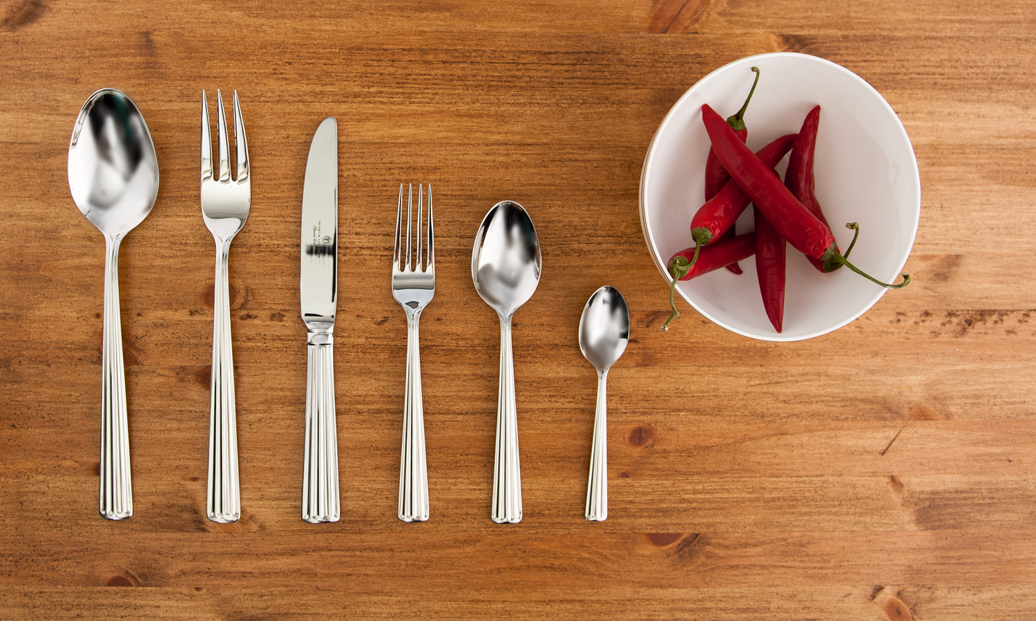 Valentin Yudashkin Special Collection. Cutlery