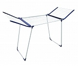 Winded Folding Floor Clothes Dryer Simfony, up to 20m with wings.